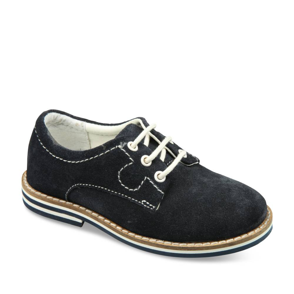Derbies MARINE CHARLIE & FRIENDS CUIR