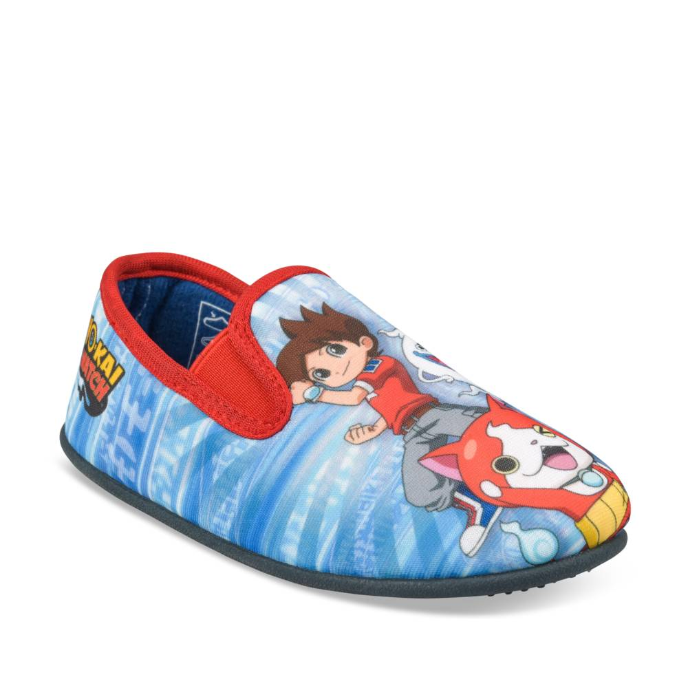 Chaussons BLEU YO KAI WATCH