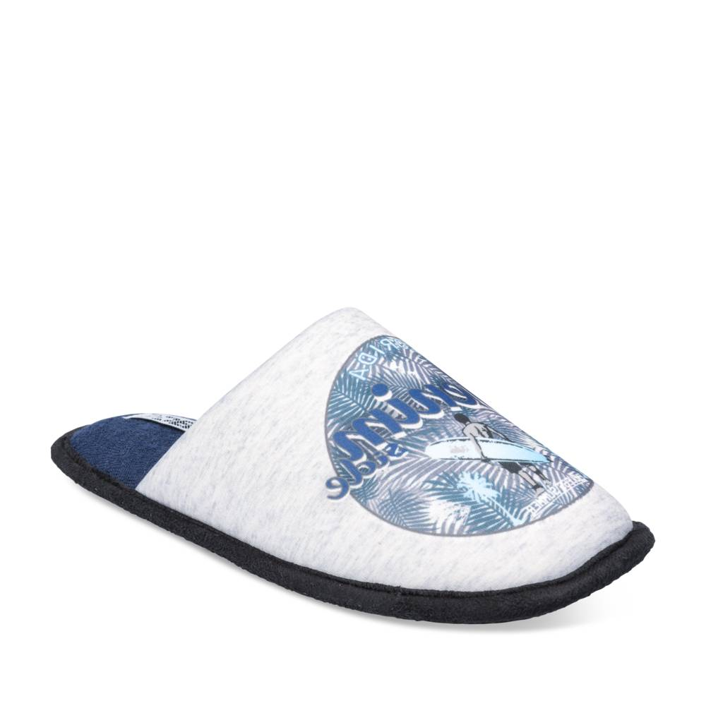 Chaussons GRIS DENIM SIDE JUNIOR