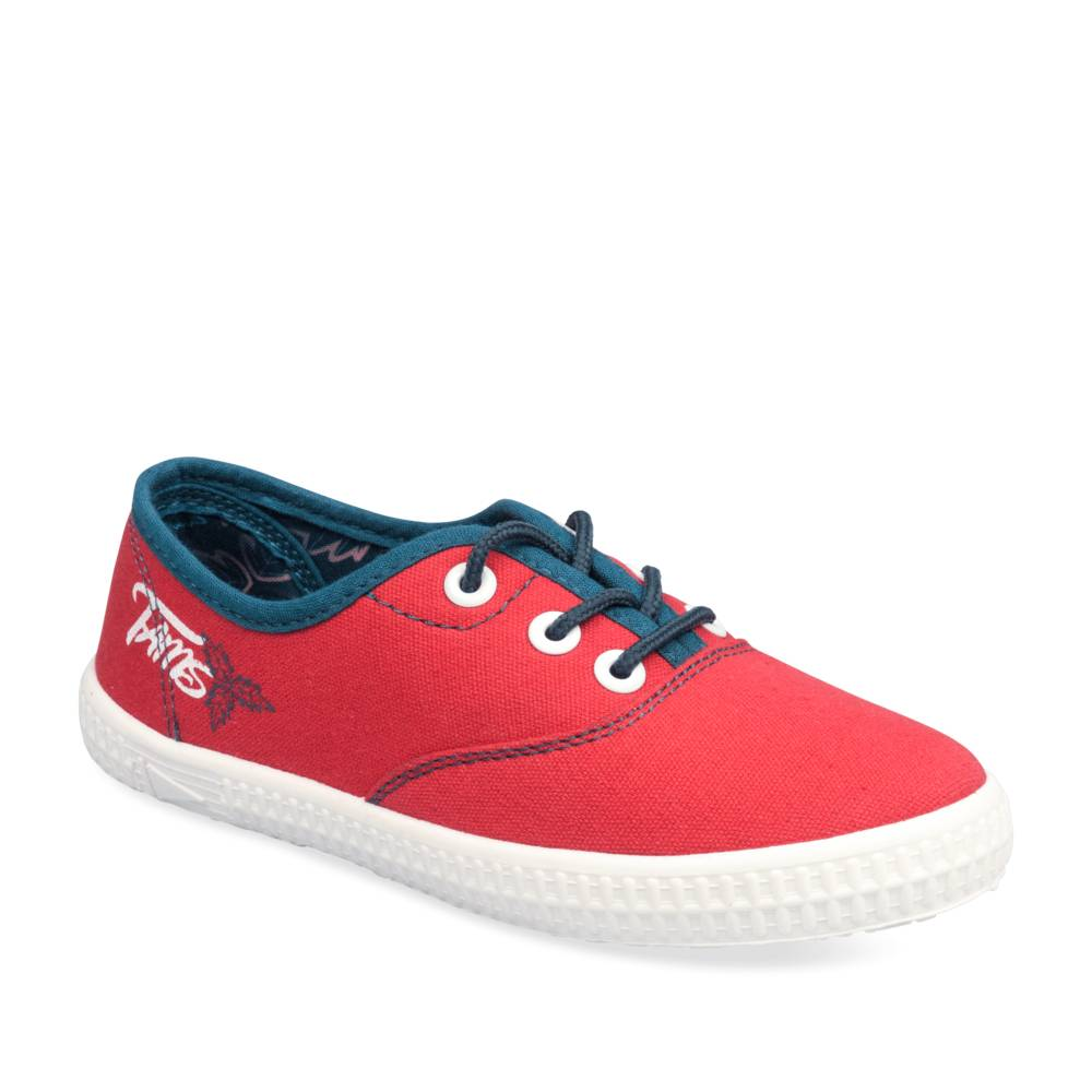 Baskets ROUGE TAMS