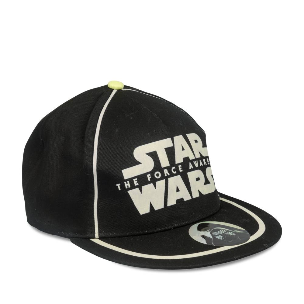 Cap ZWART STAR WARS
