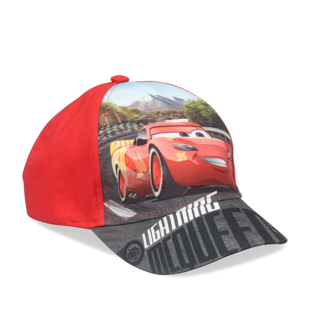 Casquette ROUGE CARS