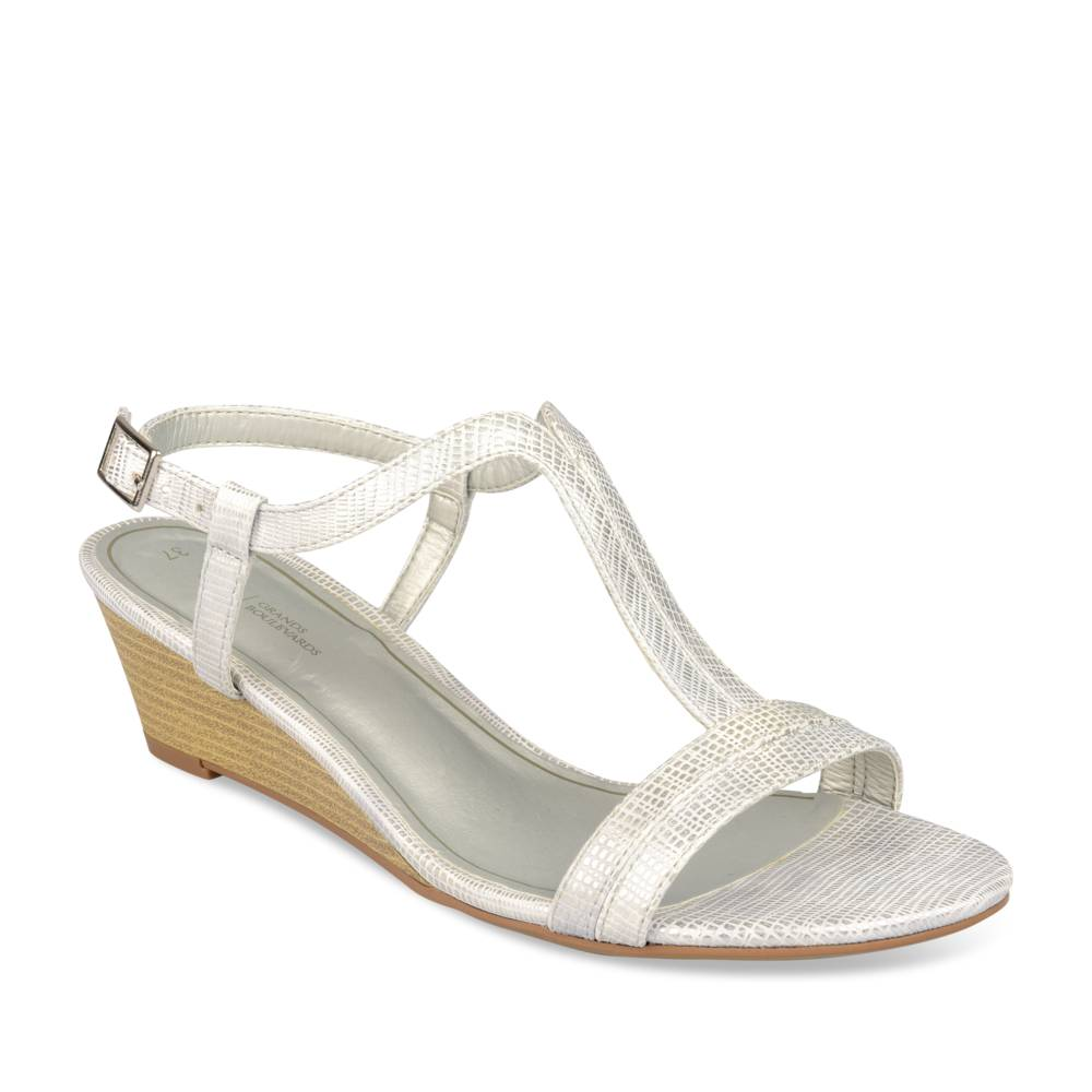 Sandalen METALLIC GRANDS BOULEVARDS