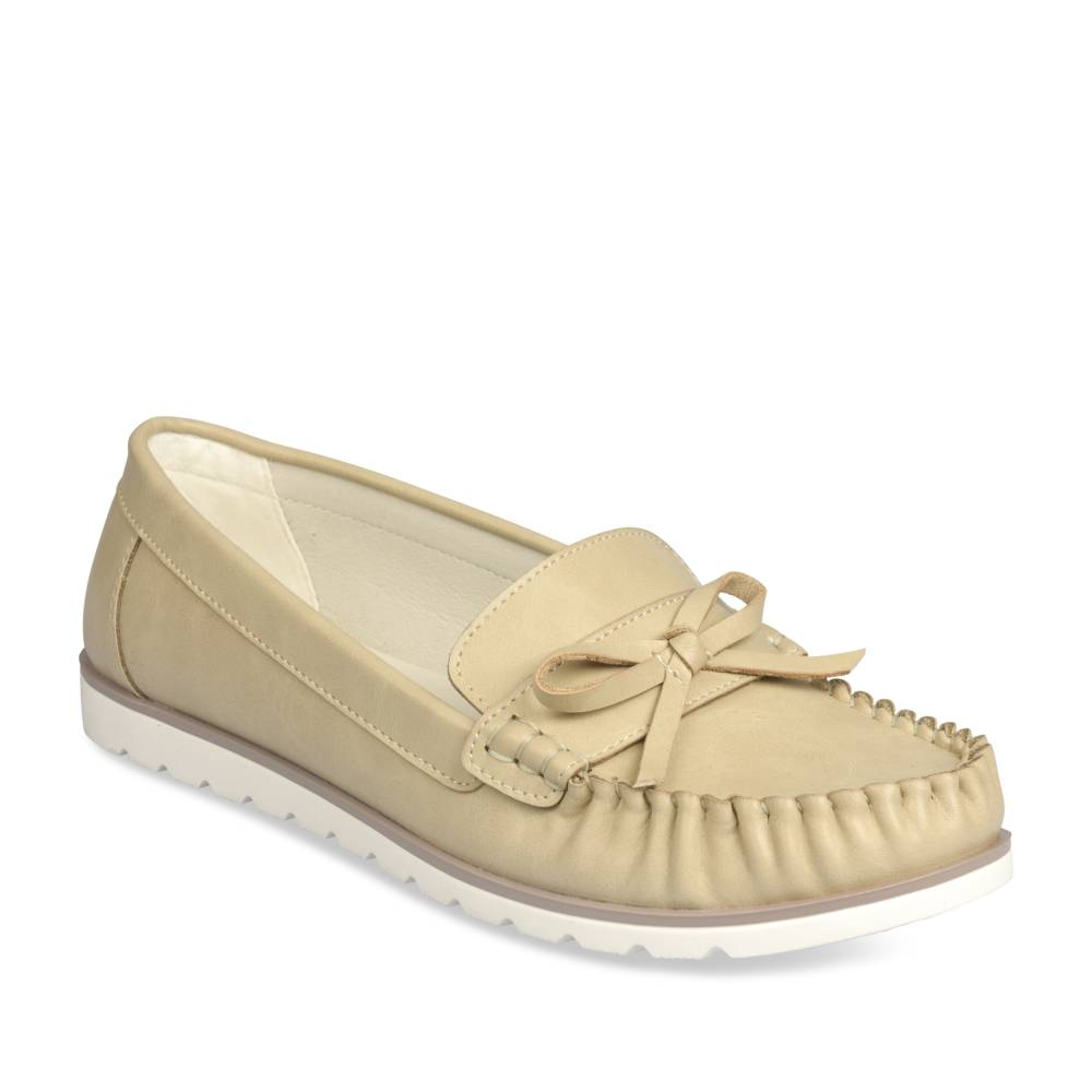 Mocassins BEIGE MERRY SCOTT