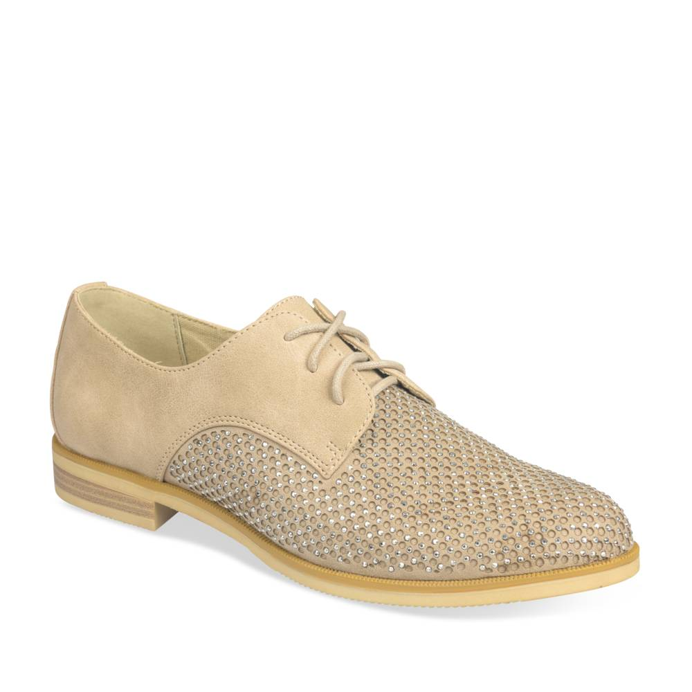 Derbies BEIGE MERRY SCOTT