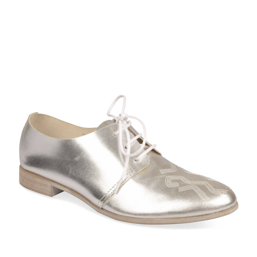 Derbies METALLISE MEGIS ELEGANT