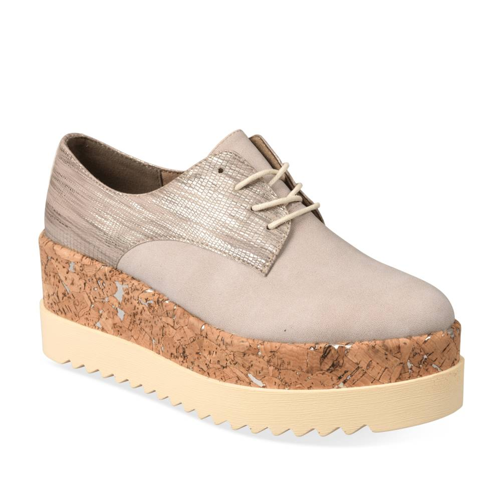 Derbies BEIGE MyB