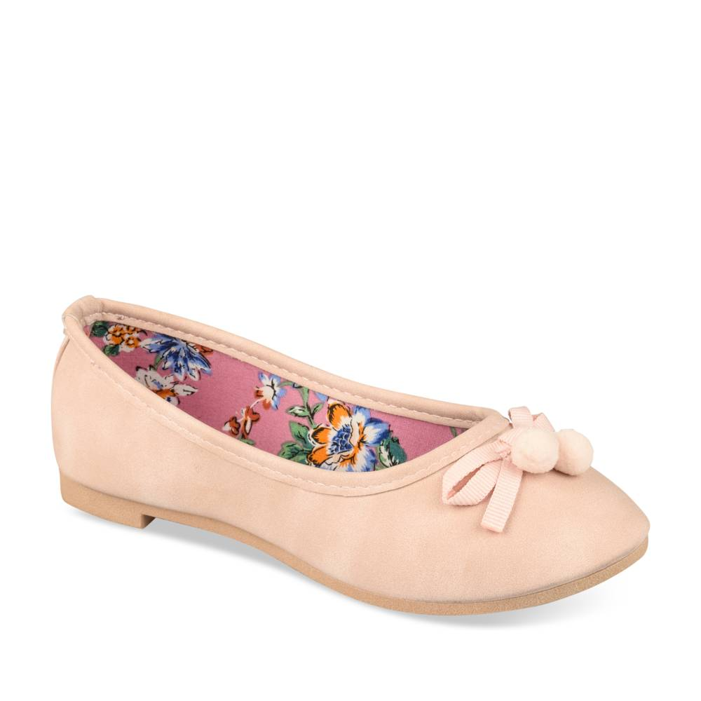 Ballerines ROSE LOVELY SKULL