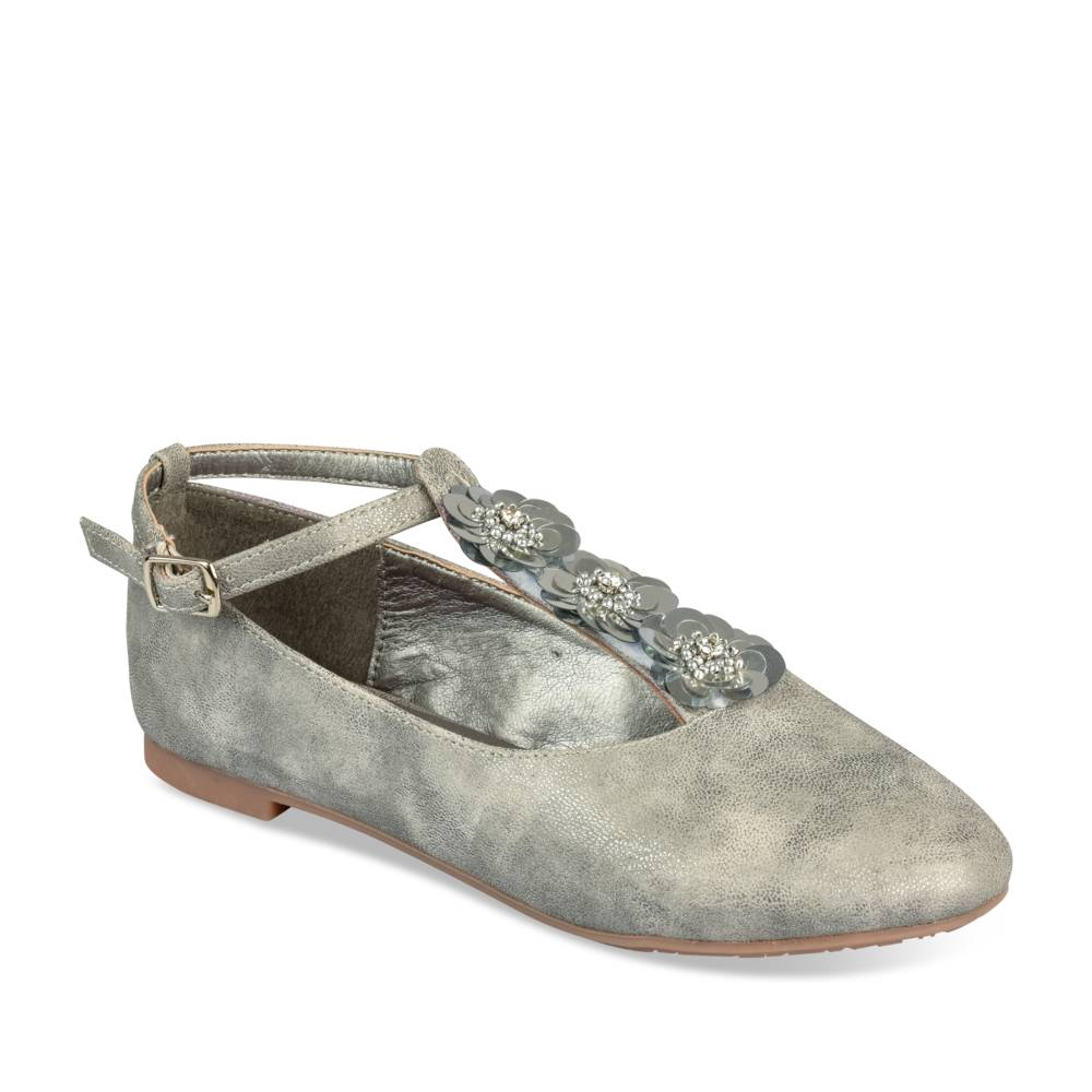 Ballerines METALLISE LOVELY SKULL
