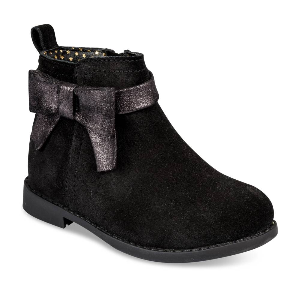 Bottines NOIR NINI & GIRLS CUIR