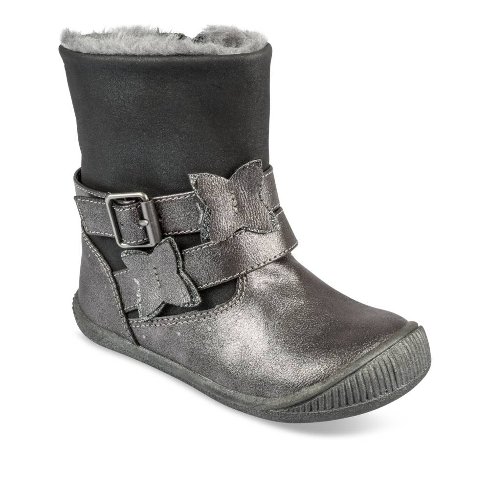 Bottines METALLISE FREEMOUSS GIRL