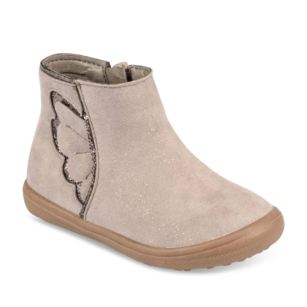 Bottines TAUPE FREEMOUSS GIRL