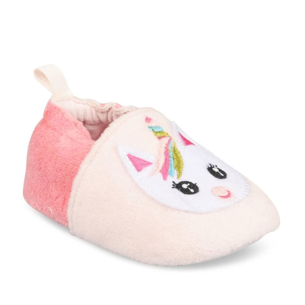 Chaussons ROSE FREEMOUSS GIRL LAYETTE