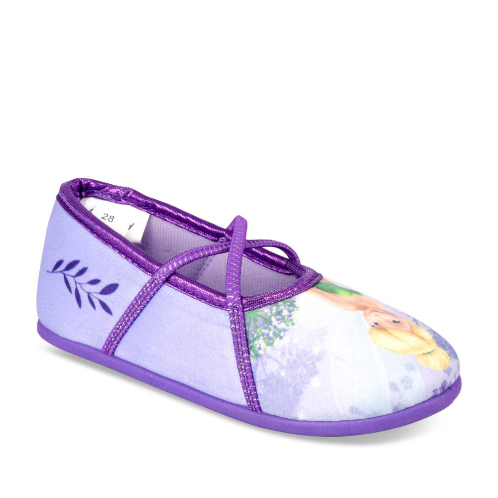 Chaussons VIOLET FEE CLOCHETTE