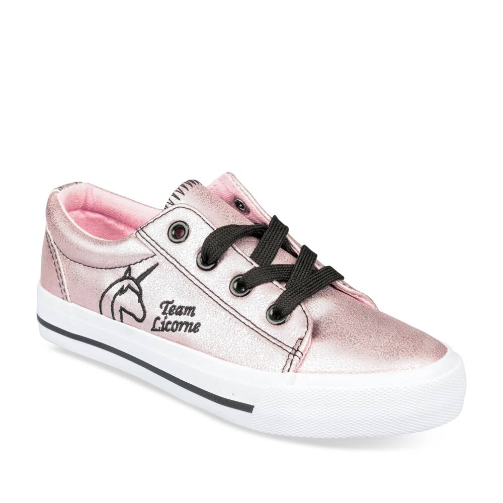 Sneakers ROZE LOVELY SKULL