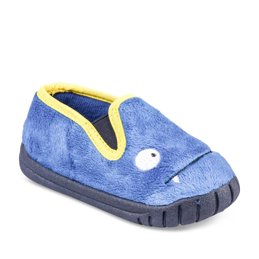 Chaussons BLEU CHARLIE & FRIENDS