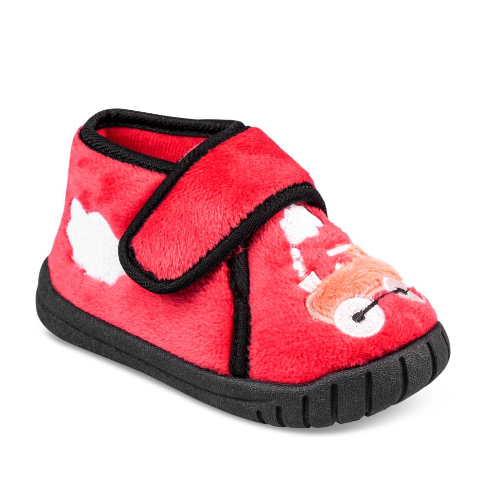 Chaussons ROUGE CHARLIE & FRIENDS