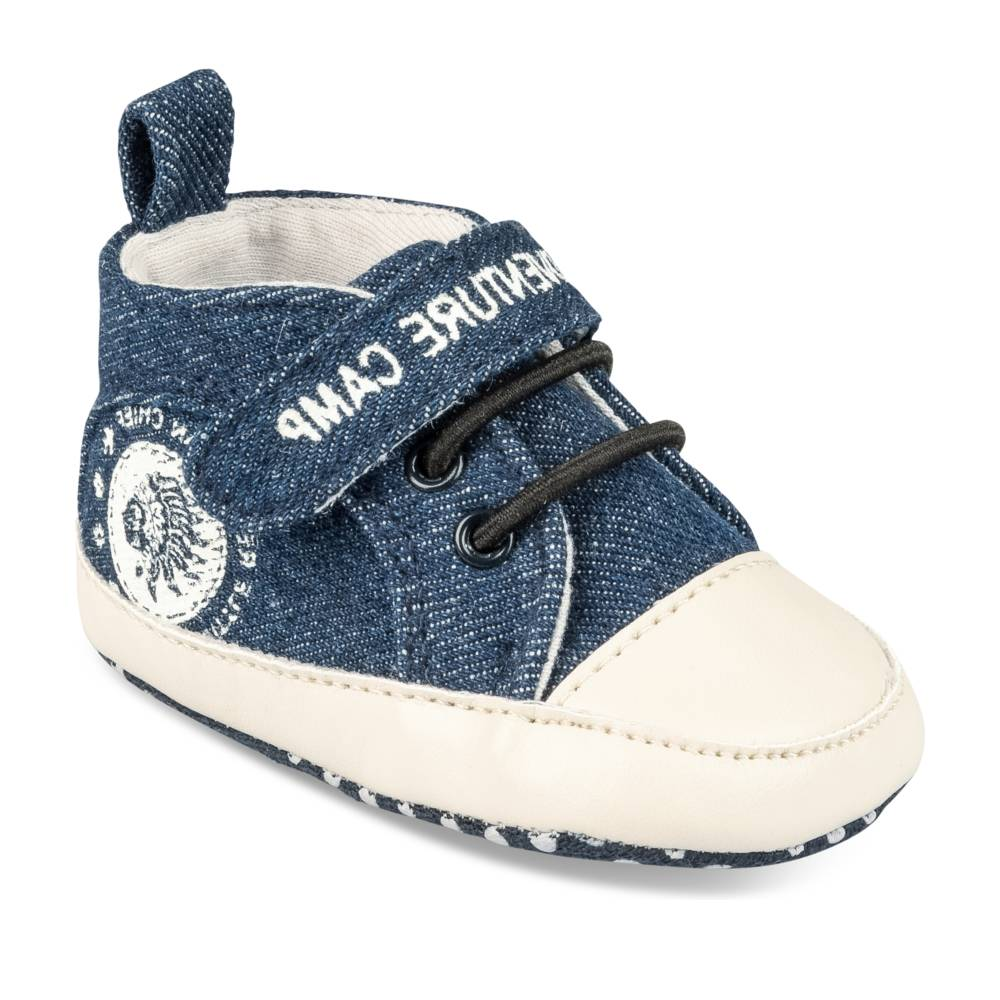Baskets JEANS FREEMOUSS BOY LAYETTE