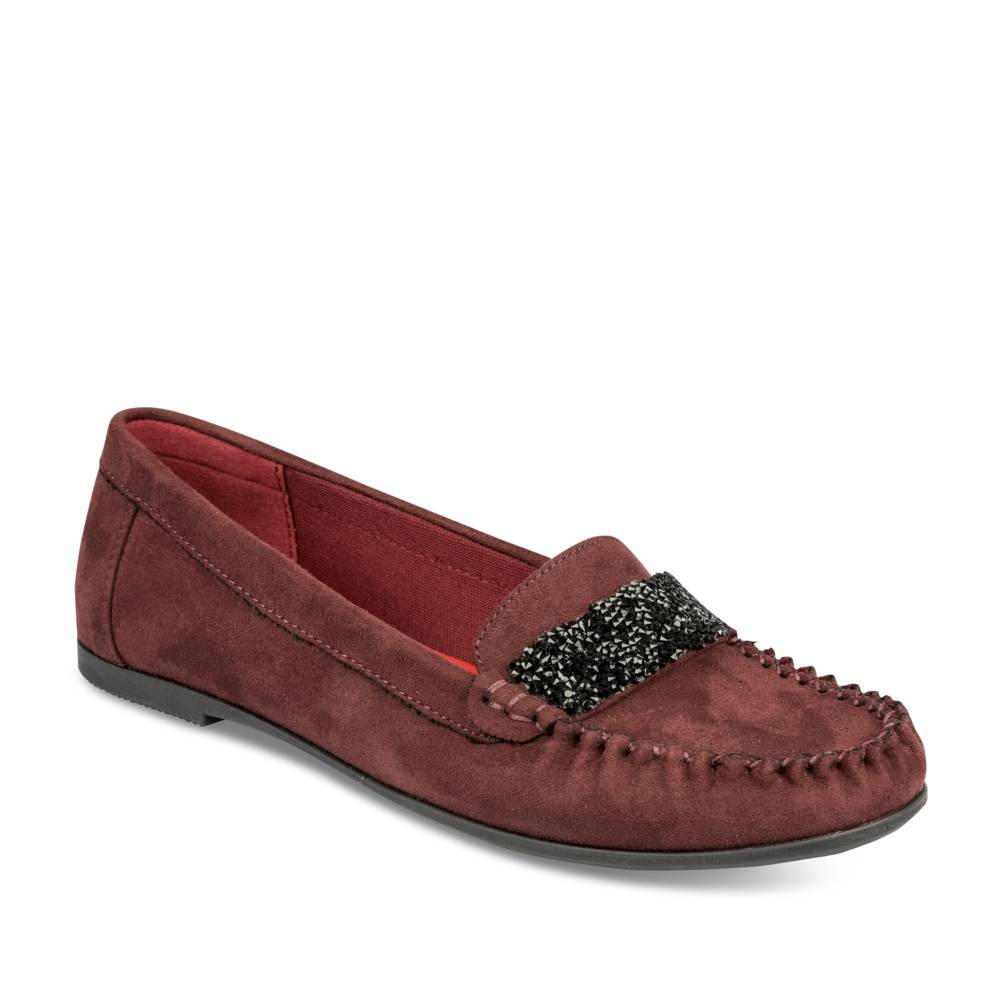 Mocassins BORDEAUX MERRY SCOTT