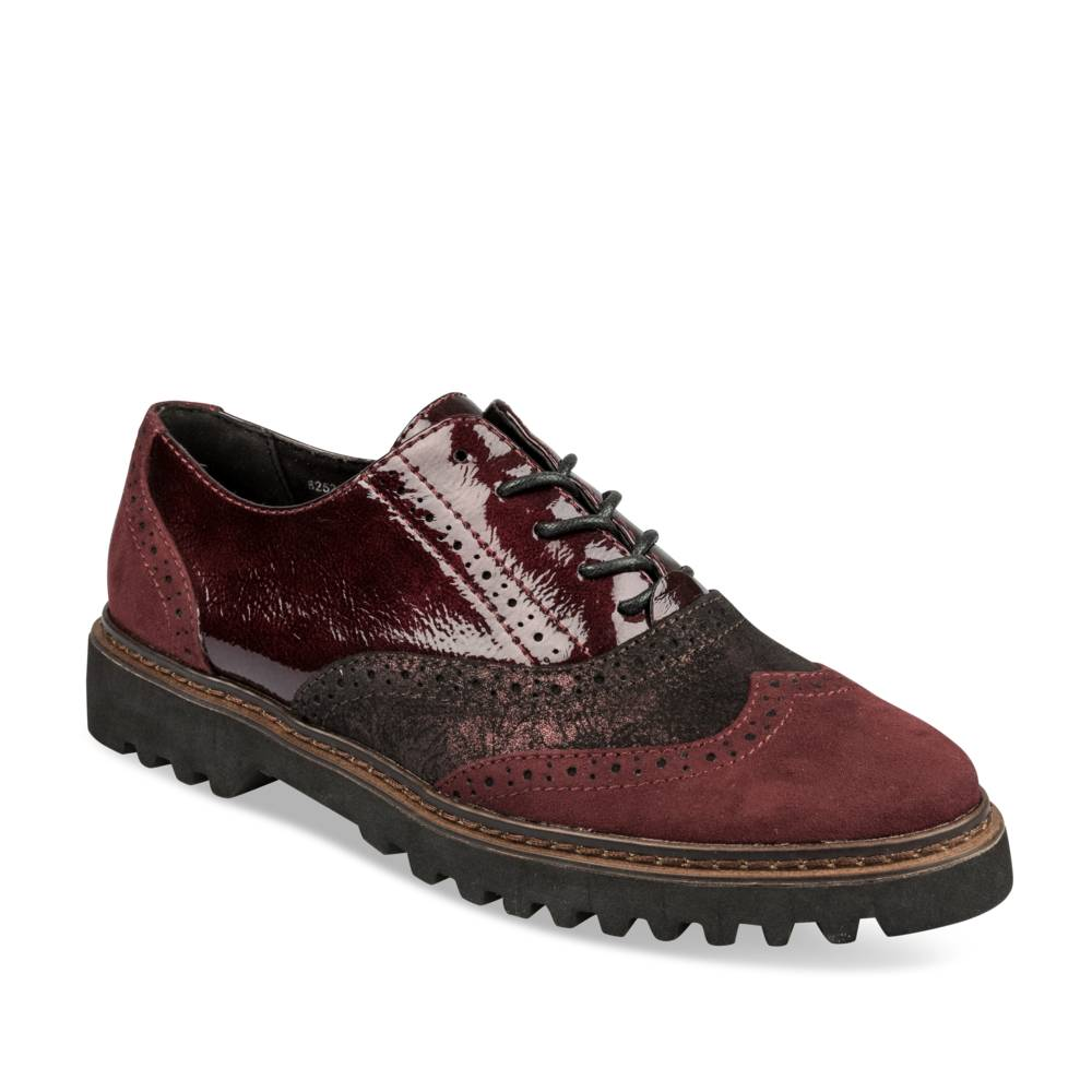 Veterschoen BORDEAUX MyB