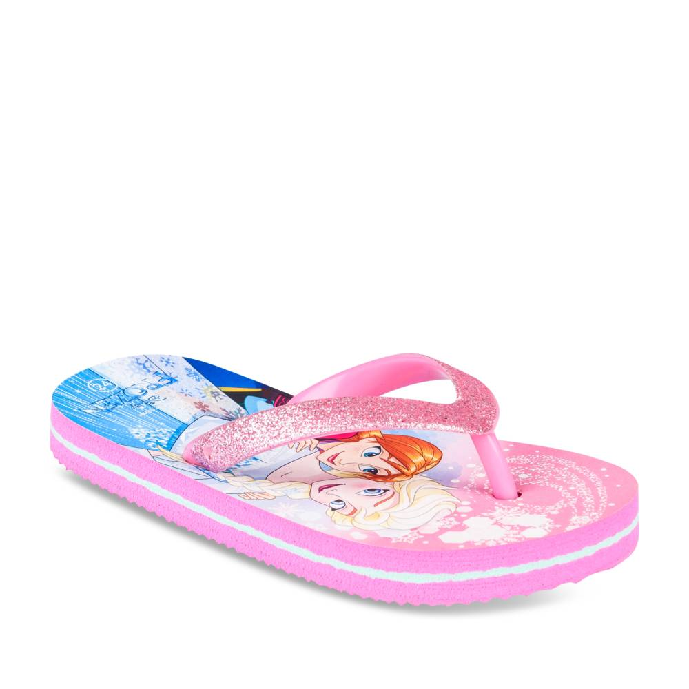 Teenslippers ROZE FROZEN