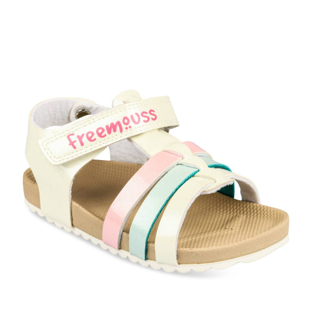Sandalen WIT FREEMOUSS GIRL