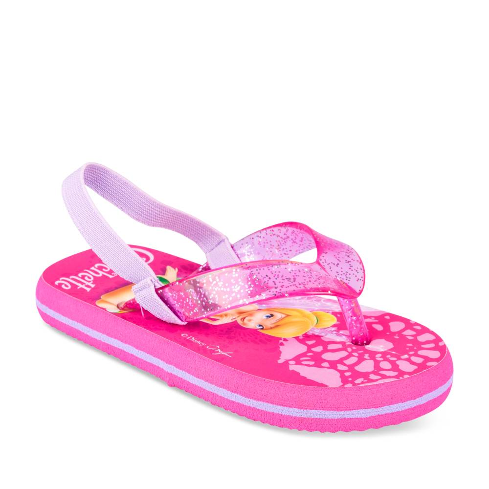 Teenslippers ROZE FEE CLOCHETTE
