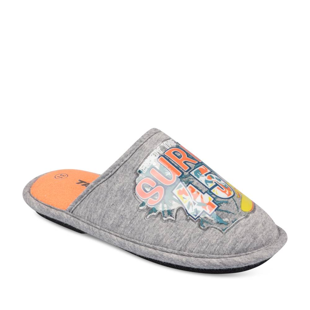 Chaussons GRIS TAMS