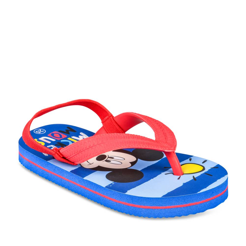 Teenslippers NAVY MICKEY