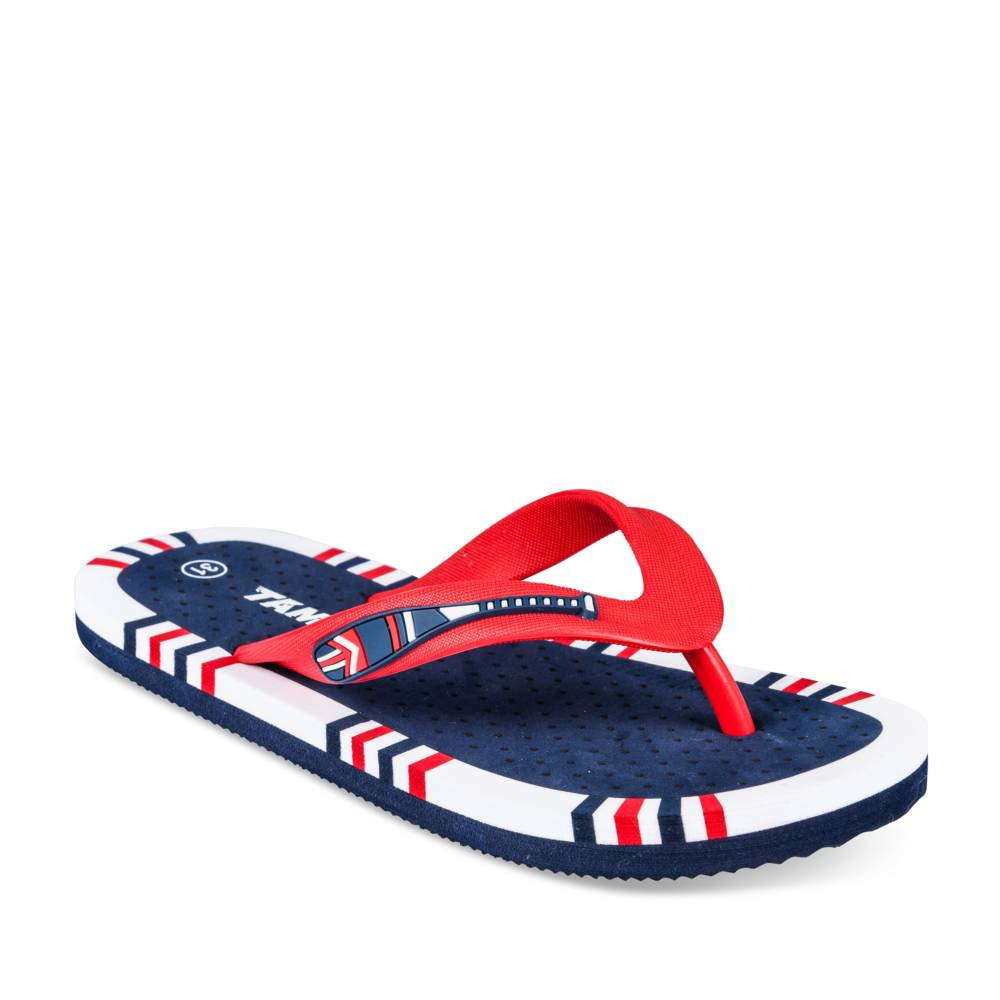 Teenslippers NAVY TAMS