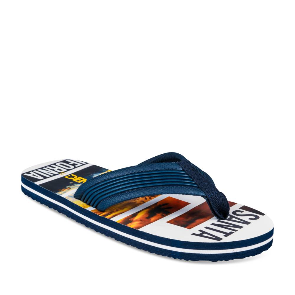 Tongs MARINE DENIM SIDE