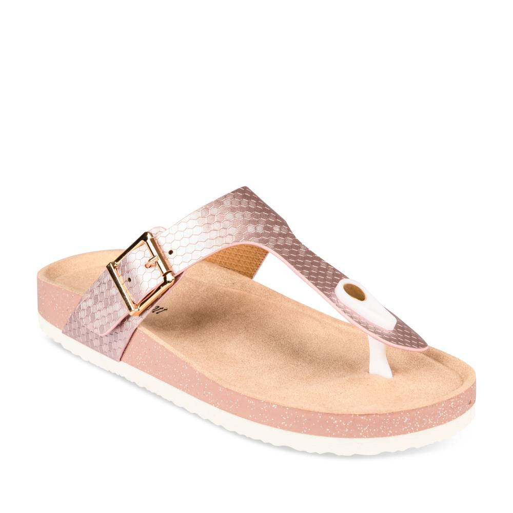Teenslippers ROZE MERRY SCOTT