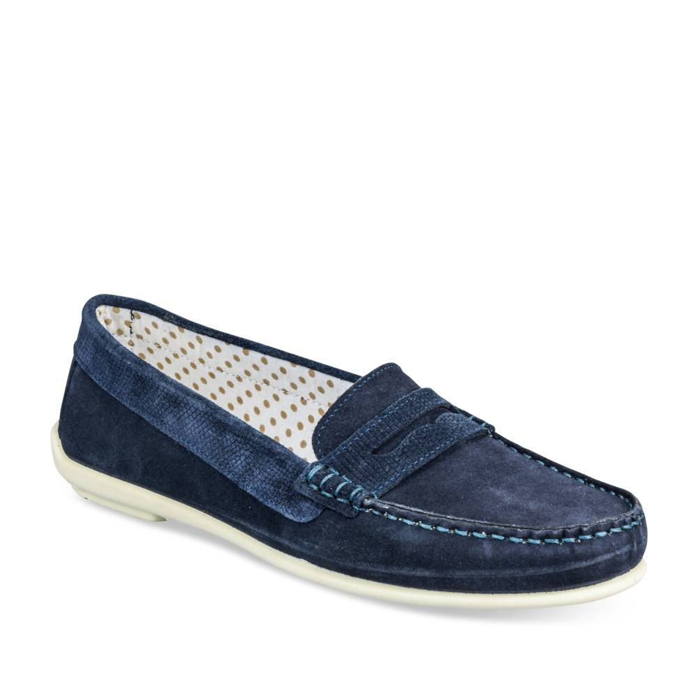 Moccassins NAVY