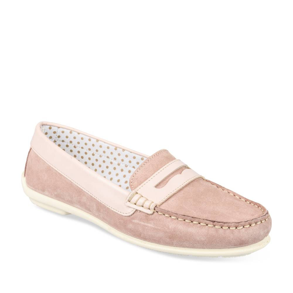 Mocassins ROSE EVITA LEATHER
