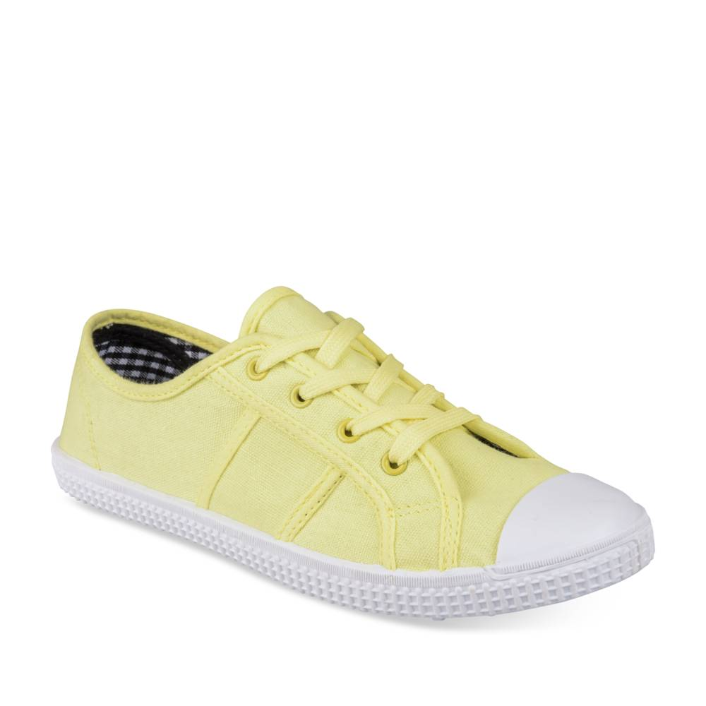Baskets JAUNE MERRY SCOTT