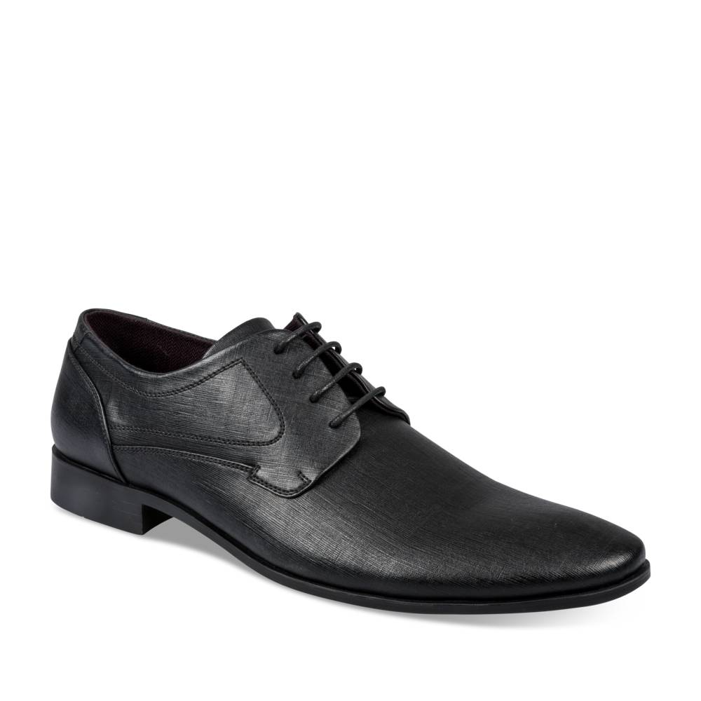 Derbies NOIR B-BLAKE