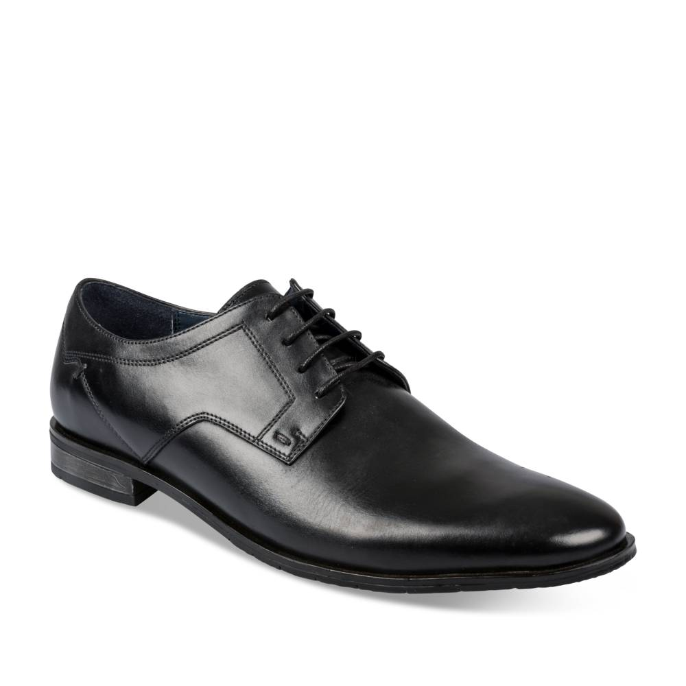 Derbies NOIR B-BLAKE CUIR