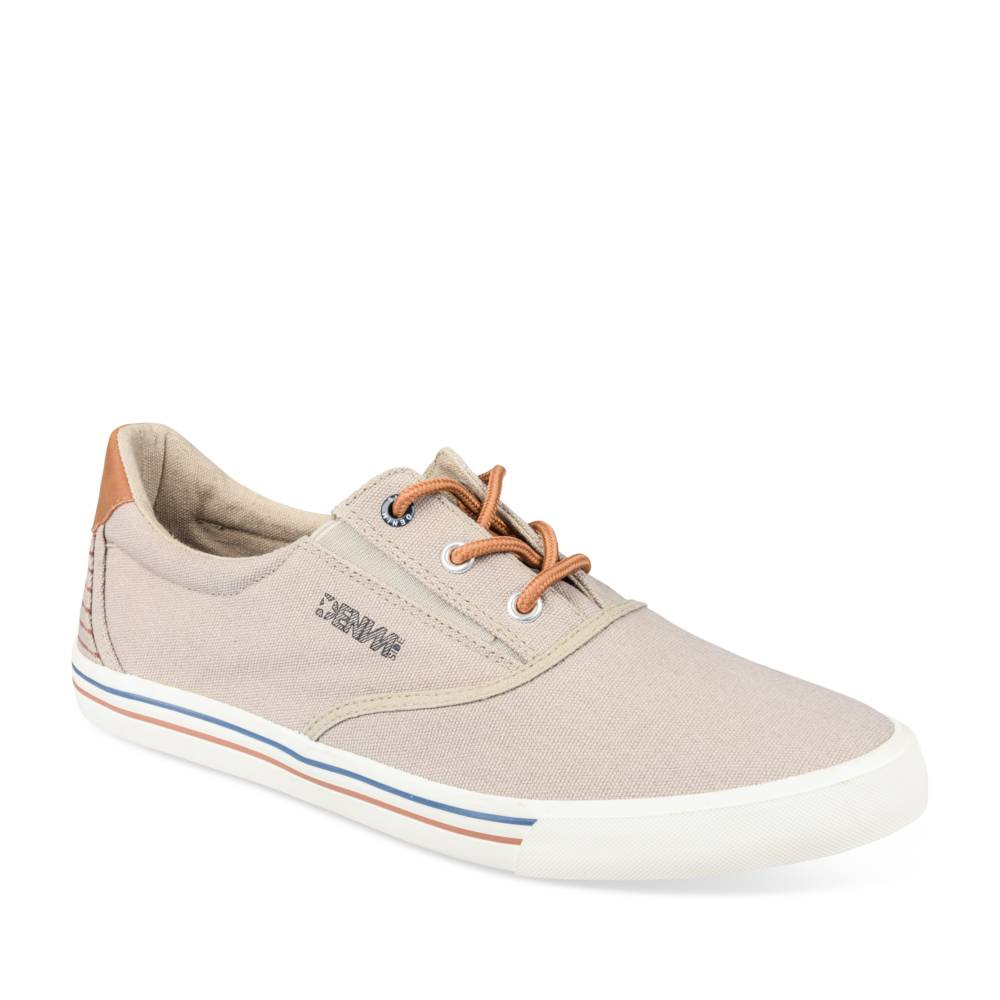 Baskets BEIGE DENIM SIDE