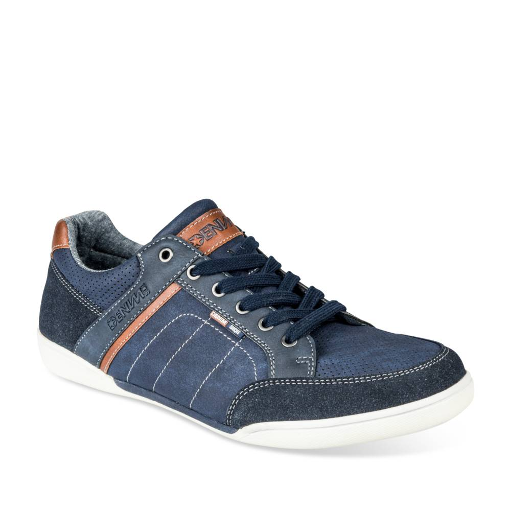 online retailer 29a91 b370a Baskets MARINE DENIM SIDE