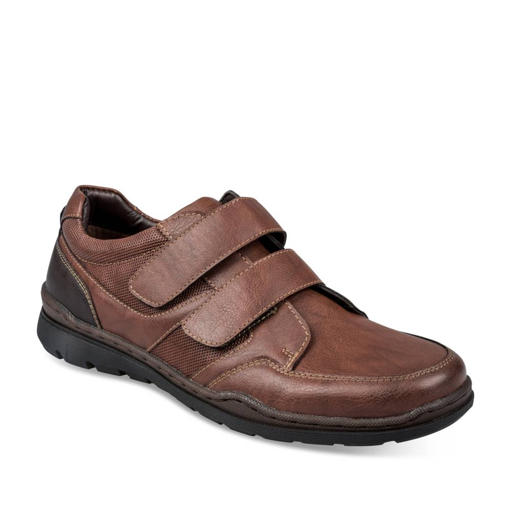 Chaussures confort MARRON NEOSOFT HOMME