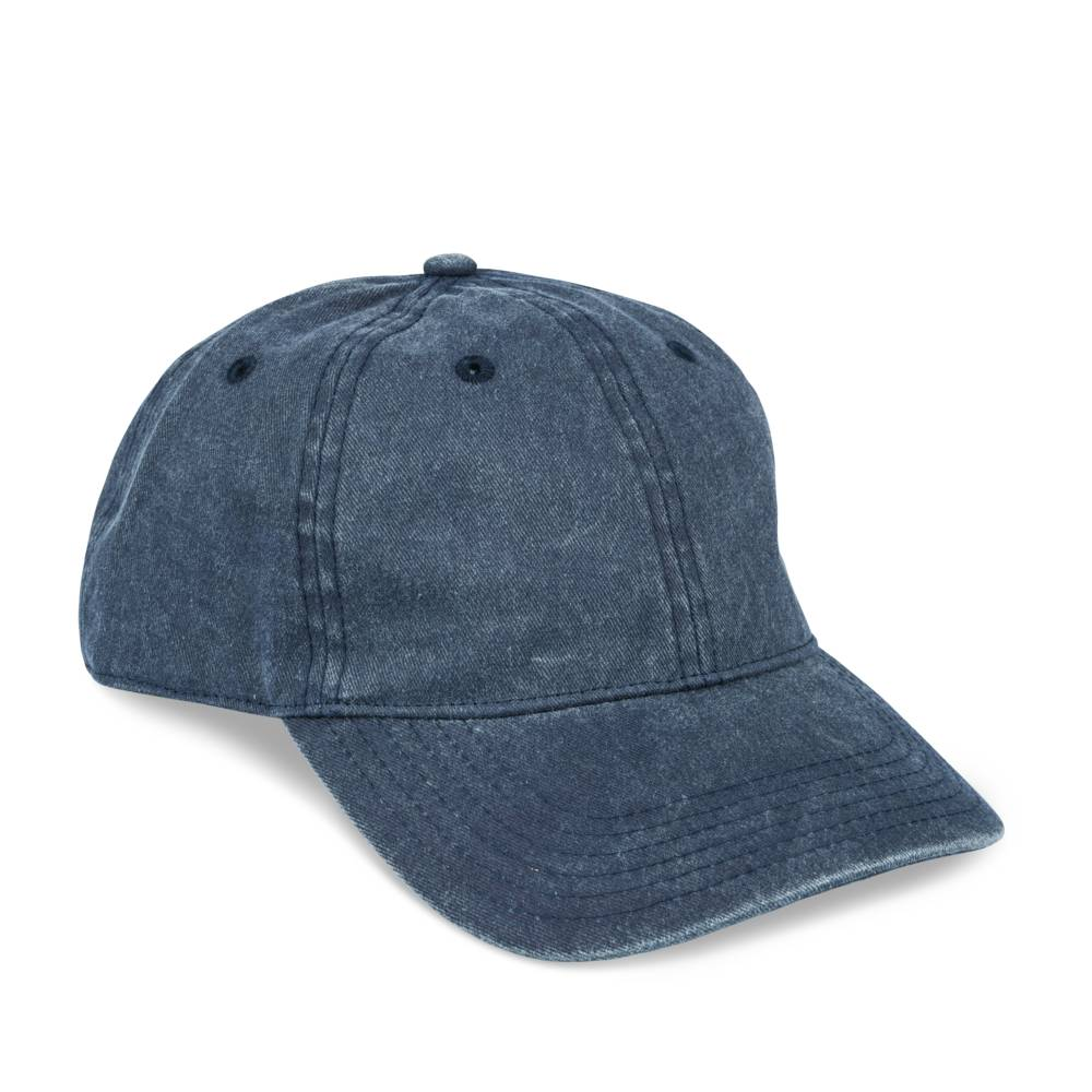 Casquette BLEU DENIM SIDE