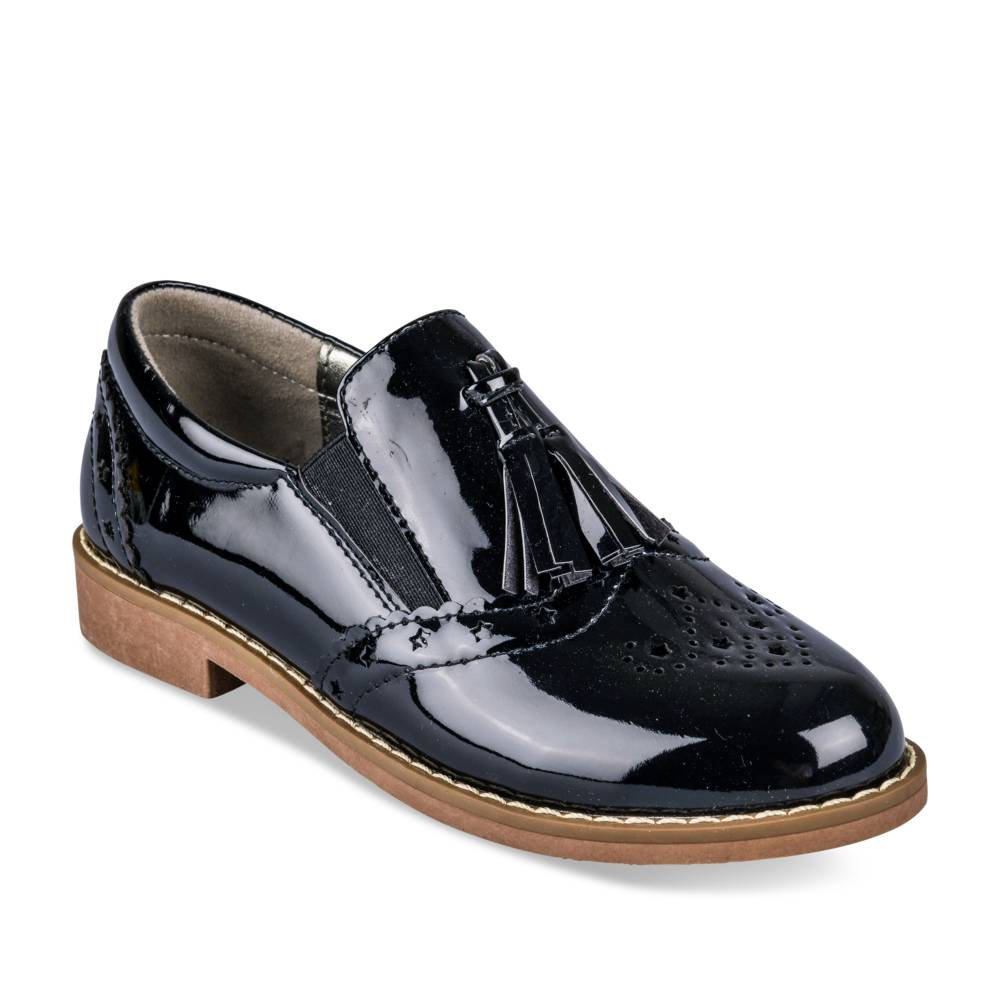 Derbies NOIR LOVELY SKULL