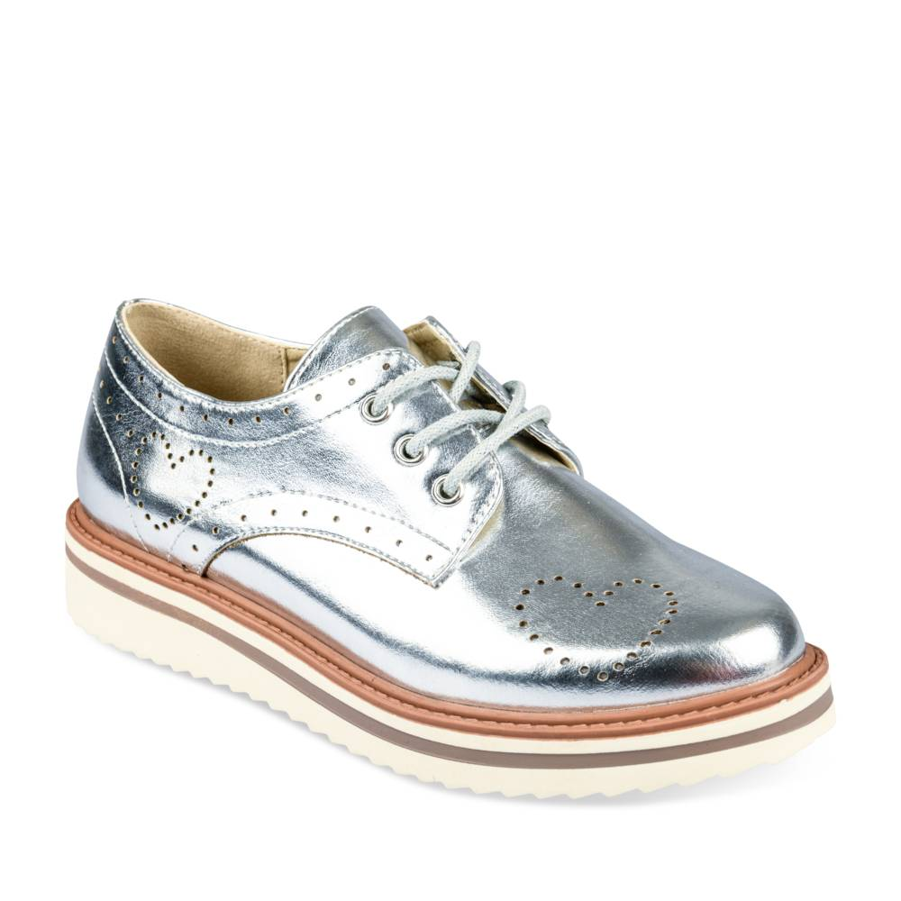 Derbies GRIS LOVELY SKULL