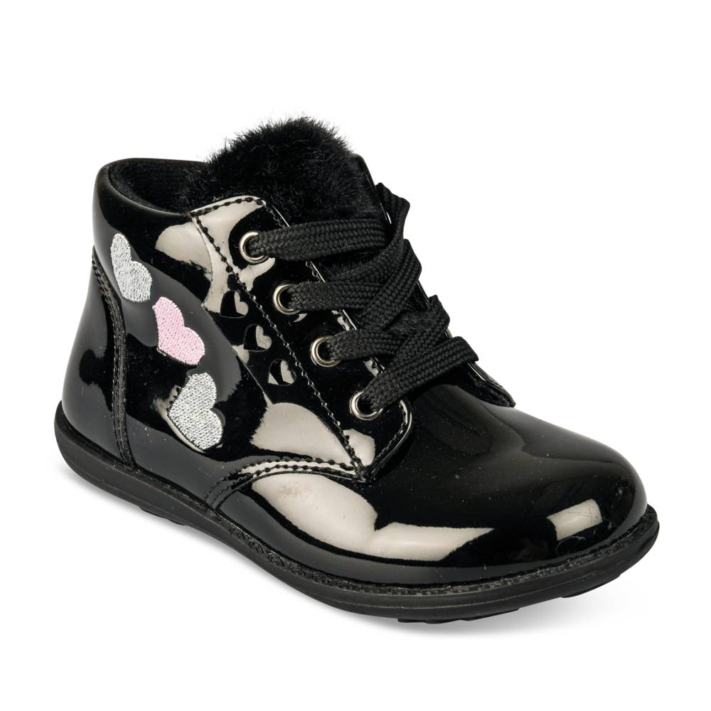Bottines NOIR NINI & GIRLS
