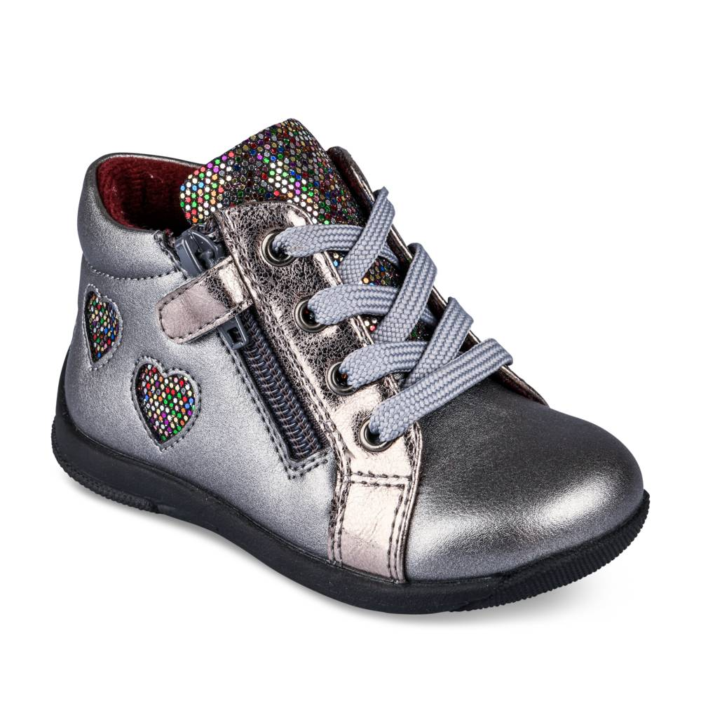 Bottines PEWTER FREEMOUSS GIRL