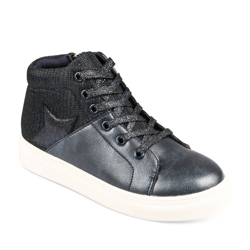 Sneakers NAVY LOVELY SKULL