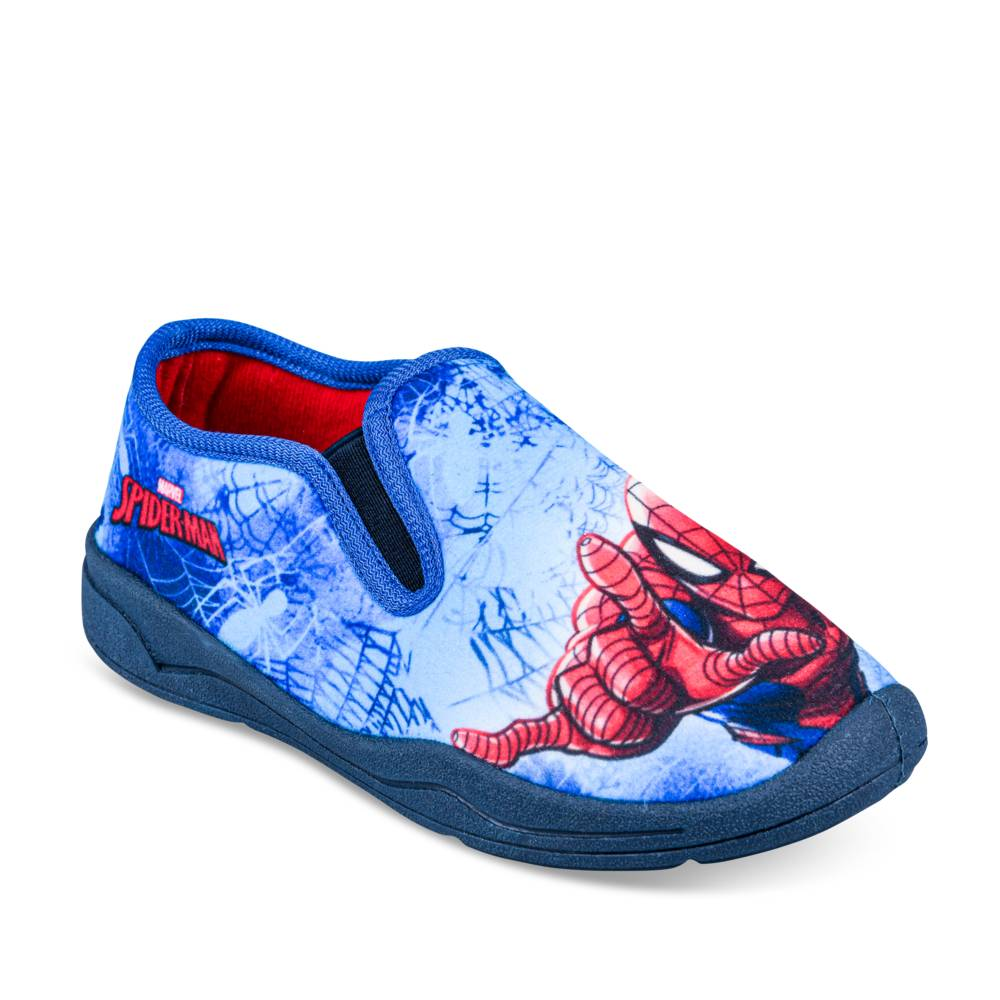 BLAUW SPIDERMAN
