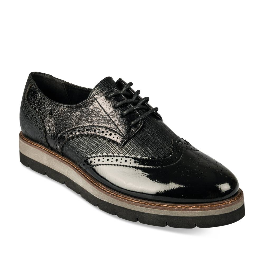 Derbies NOIR MyB
