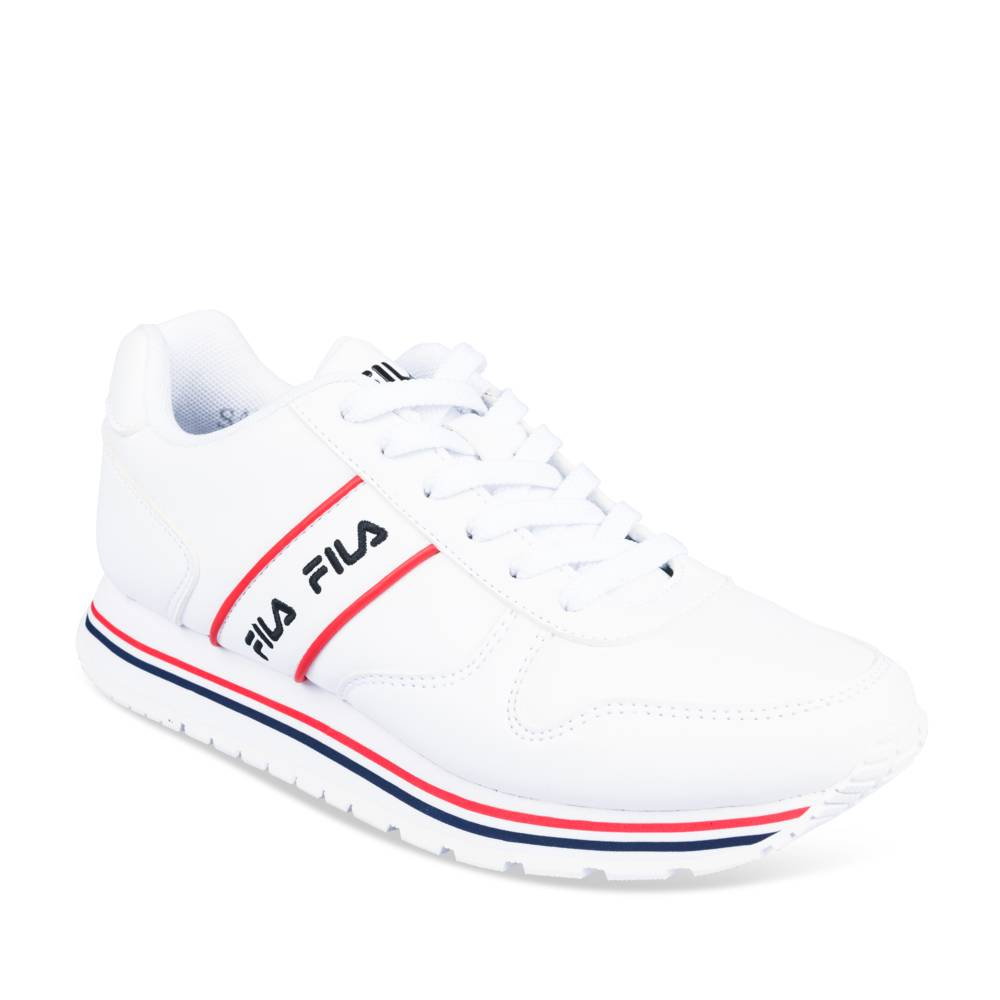 Baskets BLANC FILA