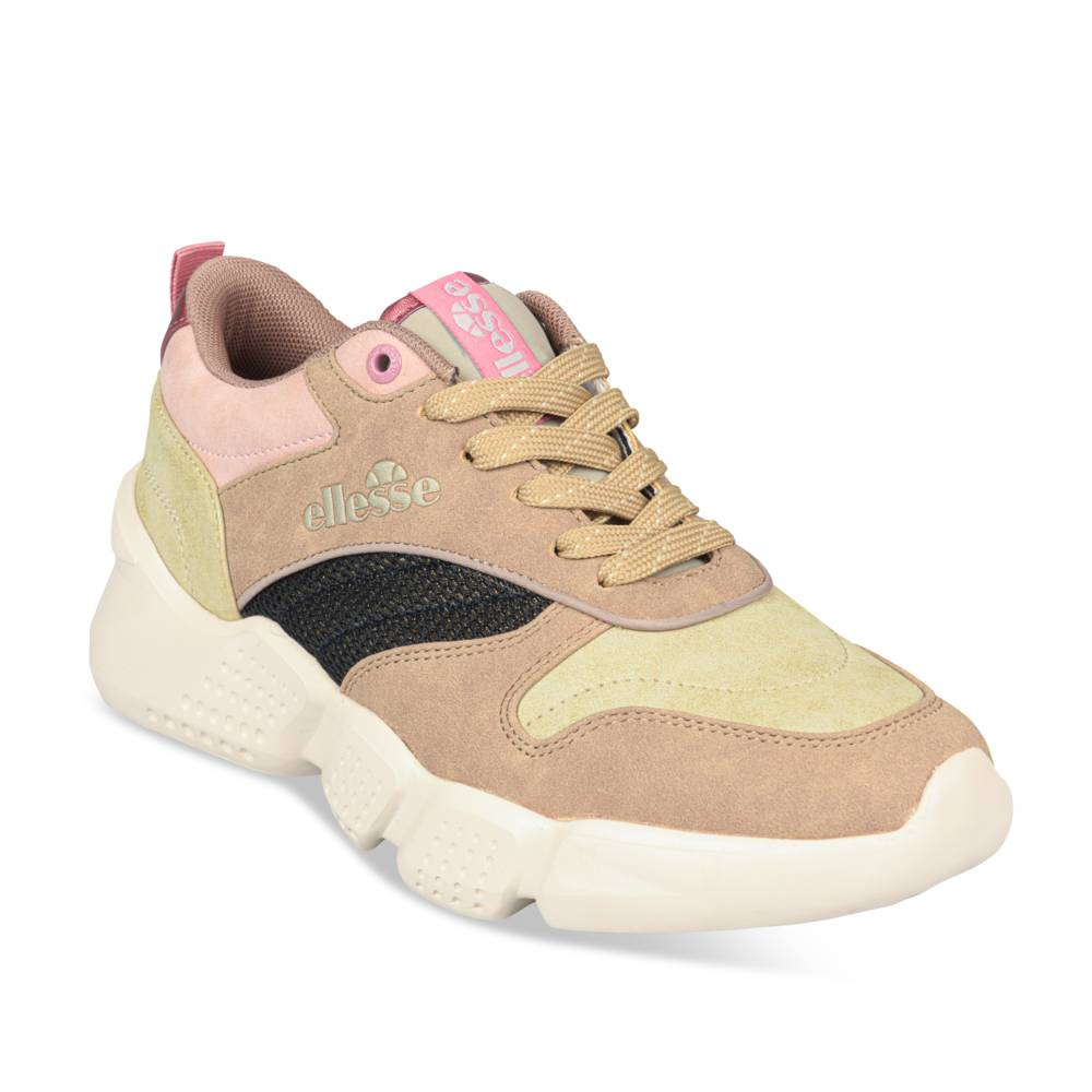 Baskets TAUPE ELLESSE